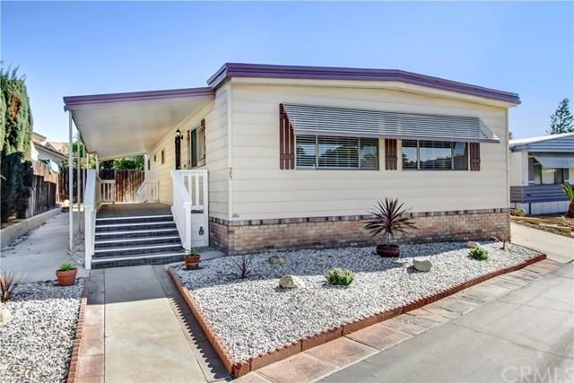 8651 Foothill Boulevard #25, Rancho Cucamonga, CA 91730 (#CV17273654) :: Carrington Real Estate Services