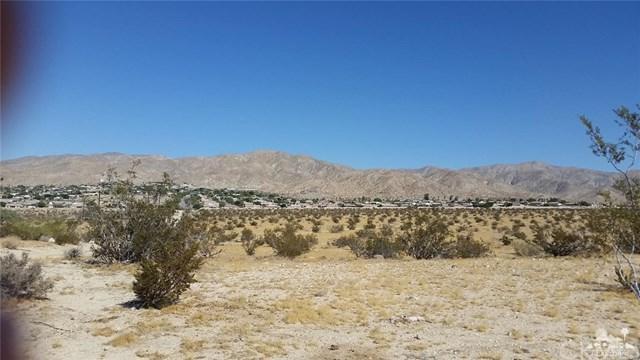 Mccarger Rd., Desert Hot Springs, CA 92240 (#217033708DA) :: The Val Ives Team