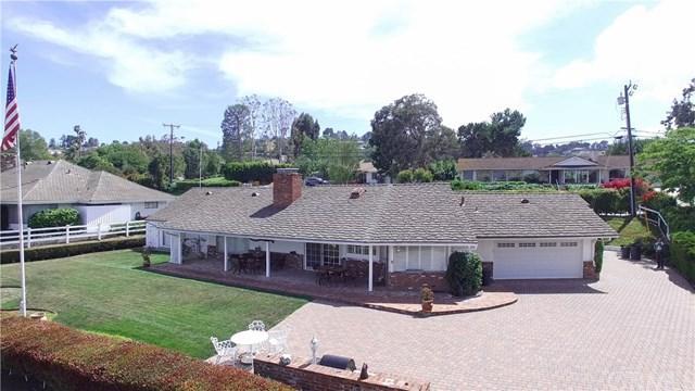 23 Chuckwagon Road, Rolling Hills, CA 90274 (#PV17273937) :: Millman Team