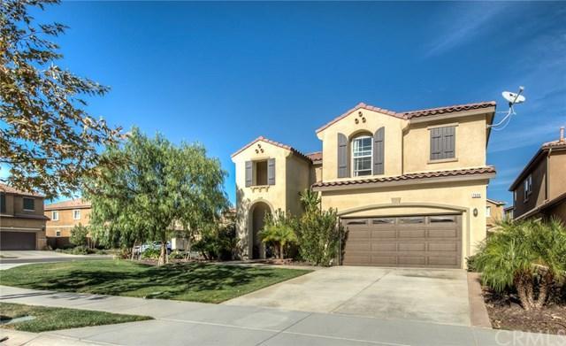 7506 Sanctuary Drive, Corona, CA 92883 (#IG17273863) :: Mainstreet Realtors®