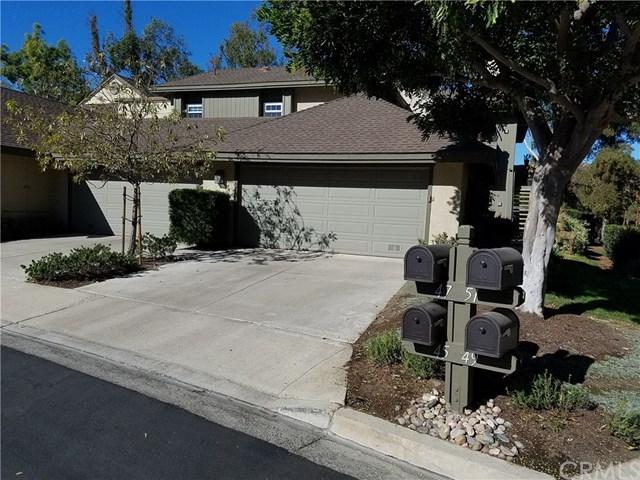 45 Rainbow Ridge #45, Irvine, CA 92603 (#OC17269757) :: Fred Sed Realty