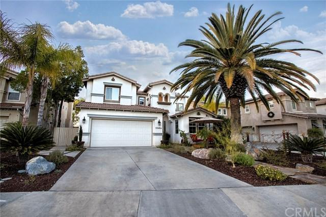 32486 Corte Zaragoza, Temecula, CA 92592 (#SW17274121) :: Carrington Real Estate Services