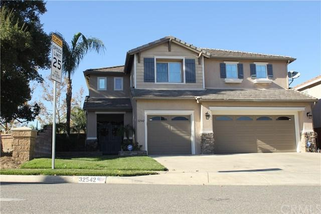 32542 Lost Road, Lake Elsinore, CA 92532 (#IV17274254) :: Allison James Estates and Homes