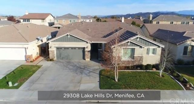 29308 Lake Hills Drive, Menifee, CA 92585 (#SW17274647) :: Allison James Estates and Homes