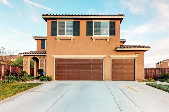 1284 Tulip Circle E, Beaumont, CA 92223 (#IV17273425) :: RE/MAX Estate Properties