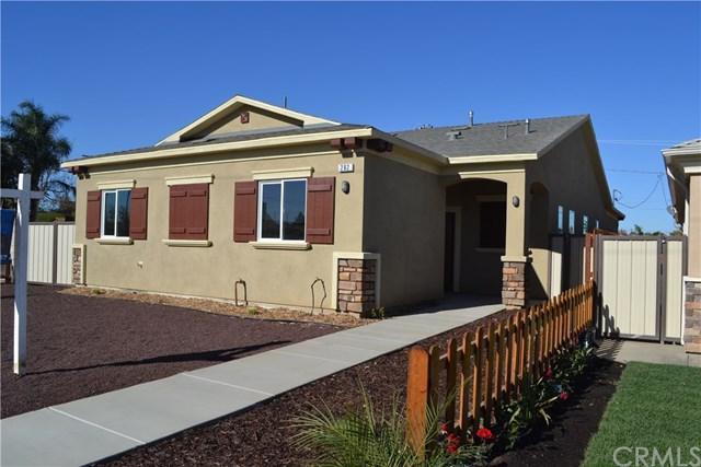 292 W 11th Street, Perris, CA 92570 (#SW17274726) :: RE/MAX Estate Properties