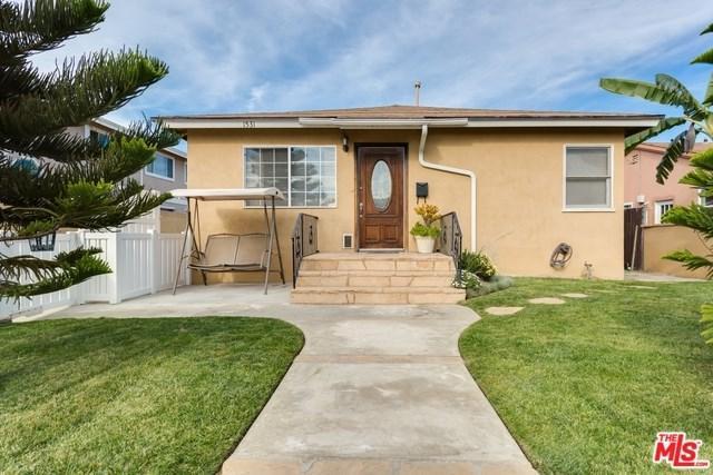 1531 W 206TH Street, Torrance, CA 90501 (#17296082) :: Millman Team