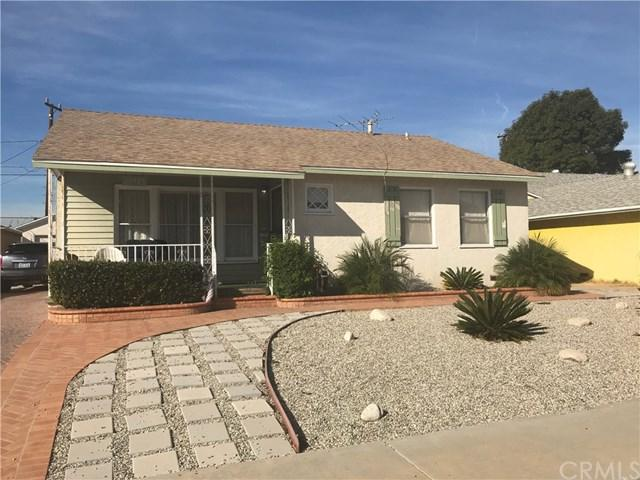 15515 Cranbrook Avenue, Lawndale, CA 90260 (#PW17274716) :: Fred Sed Realty