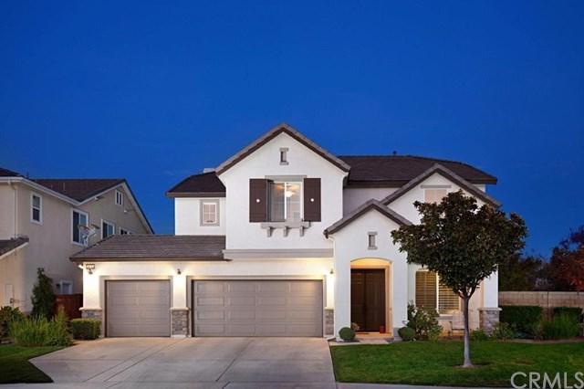 24150 Madeira Lane, Murrieta, CA 92562 (#SW17274588) :: RE/MAX Estate Properties