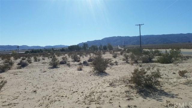 0 Raymond Drive, 29 Palms, CA 92277 (#JT17274872) :: Fred Sed Realty
