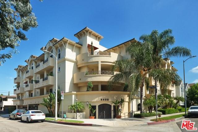 4400 Cartwright Avenue #202, Toluca Lake, CA 91602 (#17296152) :: Fred Sed Realty