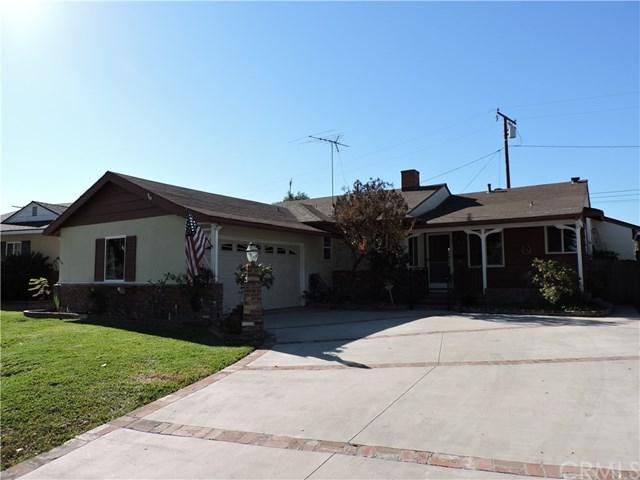 10537 Kibbee Avenue, Whittier, CA 90603 (#PW17274753) :: Millman Team
