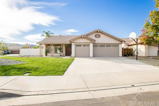 42163 Weeping Willow Lane, Murrieta, CA 92562 (#SW17274927) :: Allison James Estates and Homes
