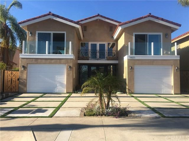 3827 Mistral Drive, Huntington Beach, CA 92649 (#OC17275396) :: DiGonzini Real Estate Group