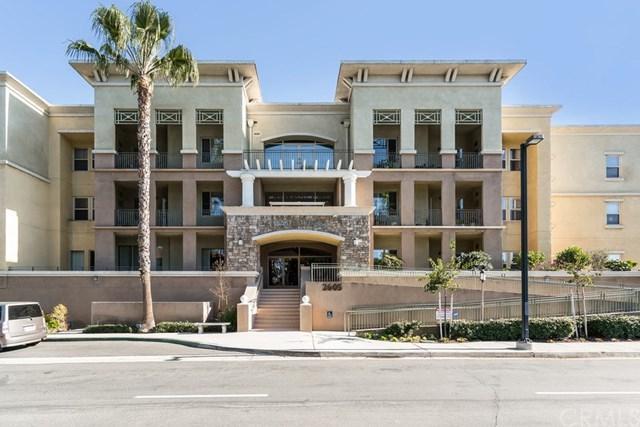 2605 Sepulveda Boulevard #109, Torrance, CA 90505 (#SB17275467) :: Erik Berry & Associates
