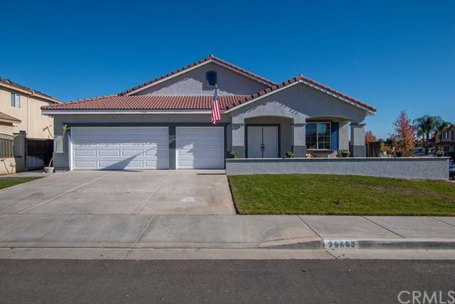 29592 Cool Meadow Drive, Menifee, CA 92584 (#SW17275891) :: Dan Marconi's Real Estate Group