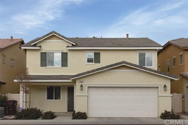 1414 Bayberry Lane, Beaumont, CA 92223 (#IV17276277) :: Lamb Network