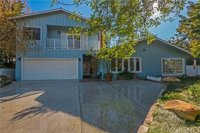 3417 Coy Drive, Sherman Oaks, CA 91423 (#SR17210550) :: Lamb Network