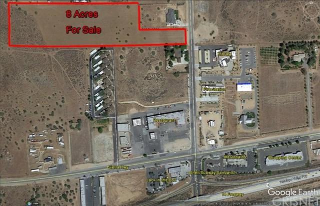 0 Crown Valley Road, Acton, CA 93510 (#SR18002505) :: RE/MAX Masters