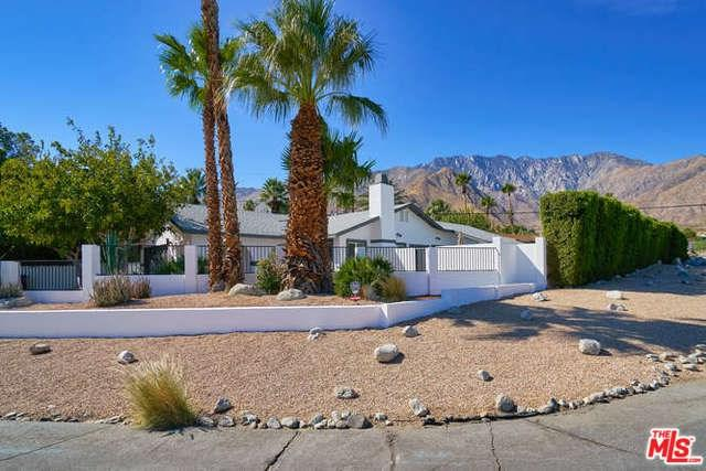 2695 N Junipero Avenue, Palm Springs, CA 92262 (#18300058) :: Realty Vault