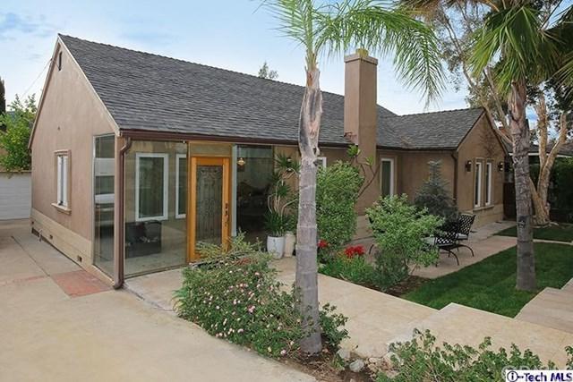2932 Franklin Street, La Crescenta, CA 91214 (#318000064) :: The Brad Korb Real Estate Group