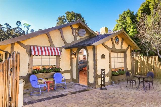 2164 Center Street, Cambria, CA 93428 (#SC18008870) :: RE/MAX Parkside Real Estate