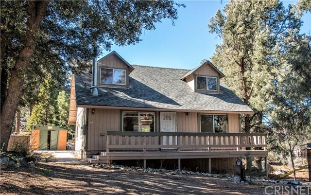 1801 Freeman Drive, Pine Mountain Club, CA 93222 (#SR18010003) :: RE/MAX Parkside Real Estate