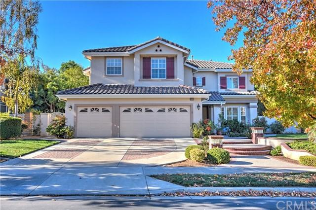 5351 Pintail Street, La Verne, CA 91750 (#CV18010217) :: The Costantino Group | Realty One Group