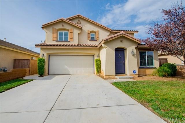 3248 Milkweed Lane, Perris, CA 92571 (#IG18010427) :: Kristi Roberts Group, Inc.