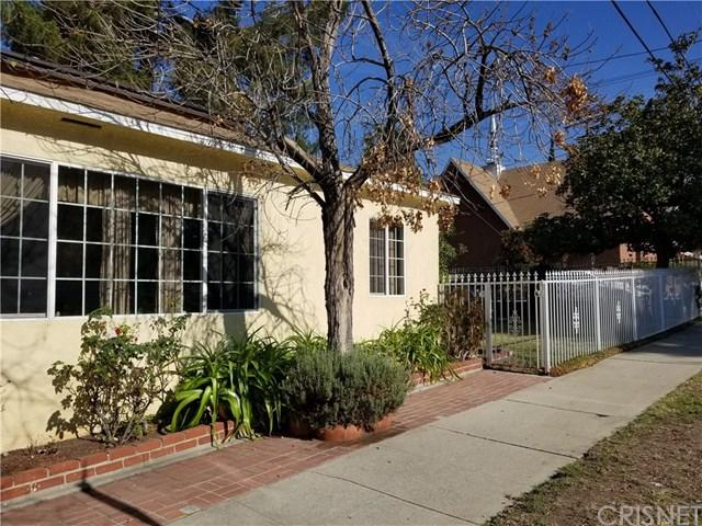 7805 Apperson Street, Sunland, CA 91040 (#SR18010552) :: The Brad Korb Real Estate Group