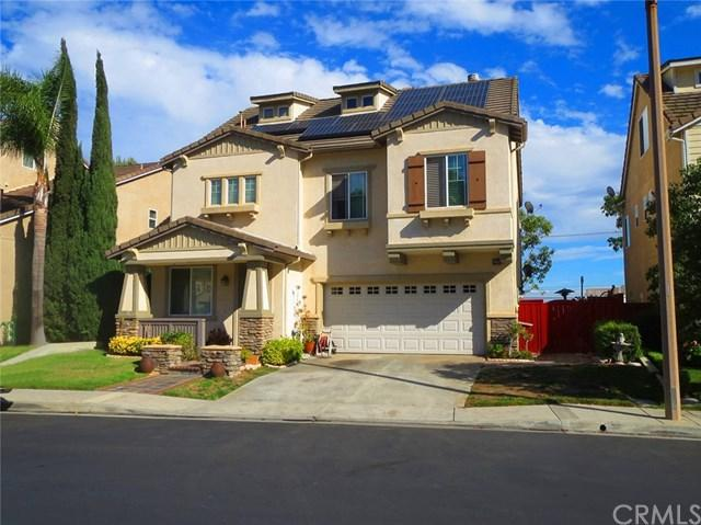 2170 Dudley Circle, Signal Hill, CA 90755 (#PW18010708) :: Kato Group