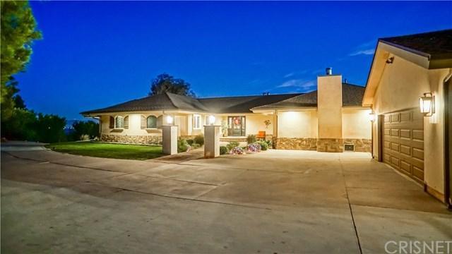 12561 Middlecoff Place, Granada Hills, CA 91344 (#SR18007345) :: The Brad Korb Real Estate Group