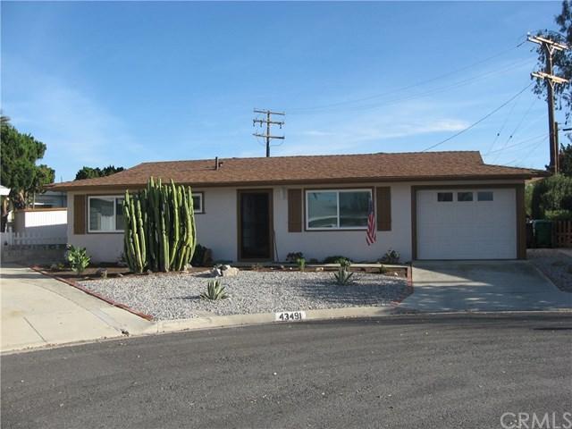 43491 Briercliff Drive, Hemet, CA 92544 (#SW18011398) :: Kristi Roberts Group, Inc.