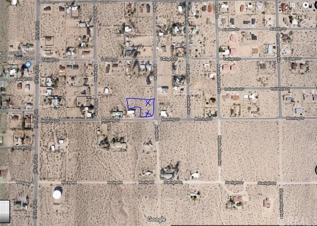 0 Araby Avenue, 29 Palms, CA 92277 (#EV18011413) :: Provident Real Estate