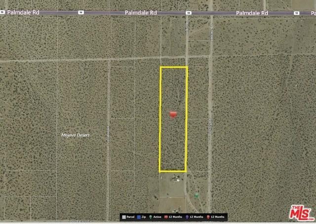 0 Corton Rd, Pinon Hills, CA 92372 (#18303838) :: Provident Real Estate