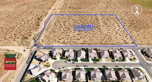 0 Holly Road, Adelanto, CA 92301 (#OC18011493) :: Provident Real Estate