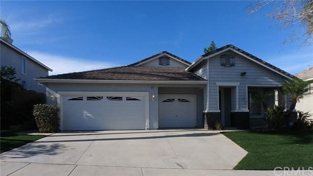 4124 Forest Highlands Circle, Corona, CA 92883 (#PW18011258) :: Kristi Roberts Group, Inc.