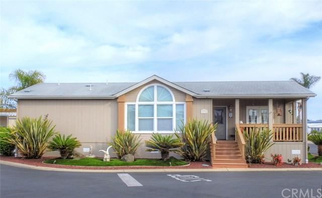 140 S Dolliver Street #177, Pismo Beach, CA 93449 (#PI18011971) :: Nest Central Coast