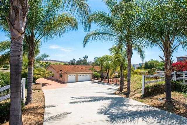 1797 Camino De Nog, Fallbrook, CA 92028 (#OC18011757) :: Kristi Roberts Group, Inc.
