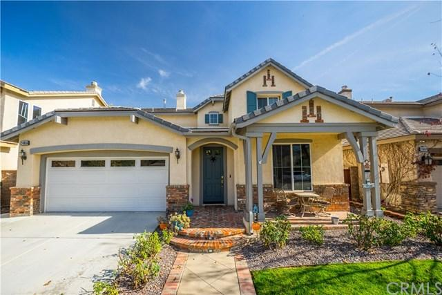 24856 Cassia Court, Corona, CA 92883 (#TR18012177) :: Kristi Roberts Group, Inc.