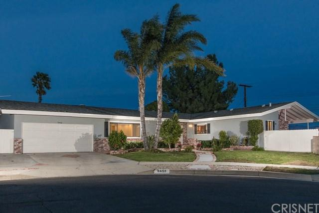 9458 Whitaker Avenue, Northridge, CA 91343 (#SR18011315) :: The Brad Korb Real Estate Group
