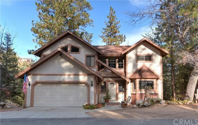 665 San Benito Lane, Lake Arrowhead, CA 92352 (#EV18012497) :: Angelique Koster