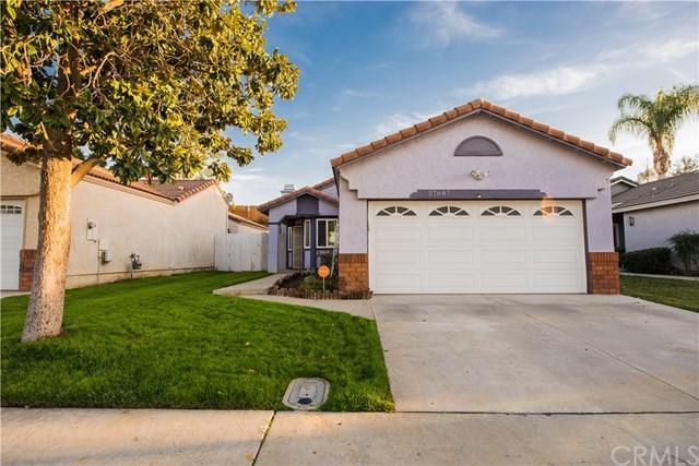27687 Moonridge Drive, Menifee, CA 92585 (#SW18012902) :: California Realty Experts