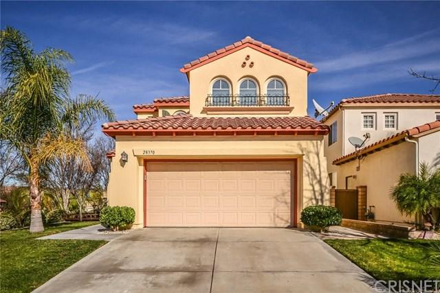28370 Berylwood Place, Valencia, CA 91354 (#SR18012926) :: The Brad Korb Real Estate Group