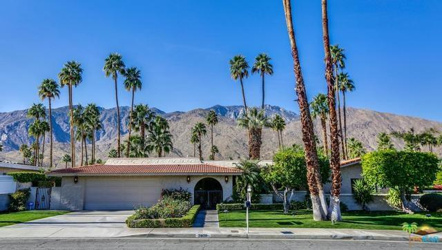 2029 S Madrona Drive, Palm Springs, CA 92264 (#18303340PS) :: The Darryl and JJ Jones Team