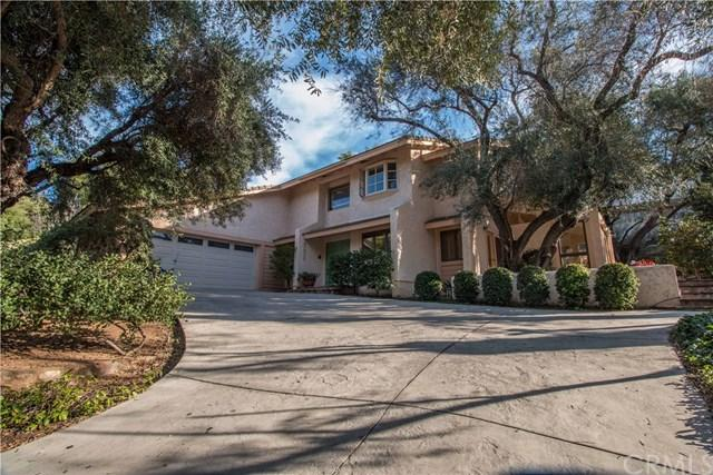 4008 Via Padova, Claremont, CA 91711 (#CV18011434) :: The Costantino Group   Realty One Group
