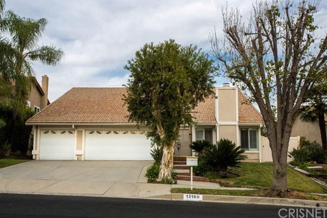 13160 Constable Avenue, Granada Hills, CA 91344 (#SR18012500) :: The Brad Korb Real Estate Group