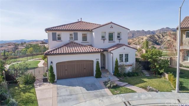 20748 Veneto Way, Northridge, CA 91326 (#318000229) :: The Brad Korb Real Estate Group