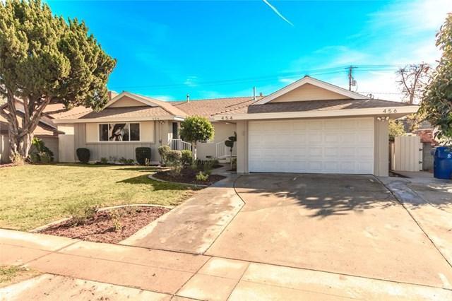454 N Lazard Street, San Fernando, CA 91340 (#DW18012495) :: The Brad Korb Real Estate Group