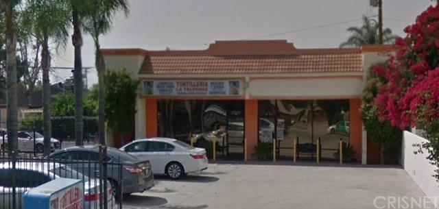 715 N Maclay Avenue, San Fernando, CA 91340 (#SR18013383) :: The Brad Korb Real Estate Group